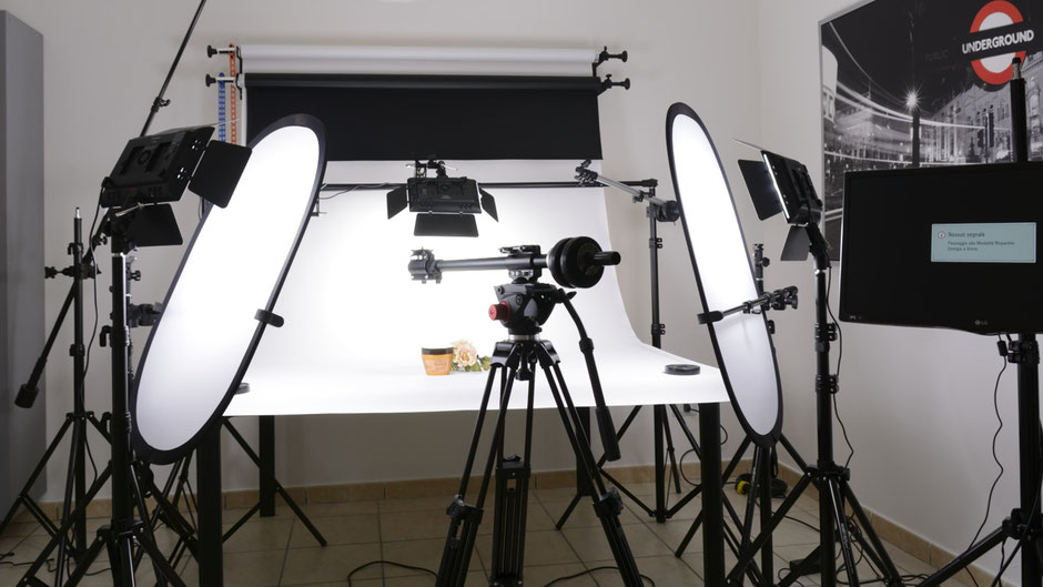 Come allestire un set fotografico economico